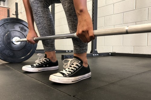 Weightlifting Shoes Converse